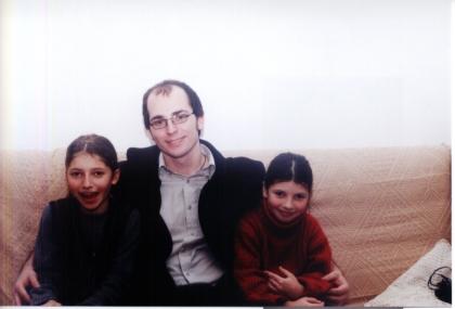Andzia, Ewcia i Beno